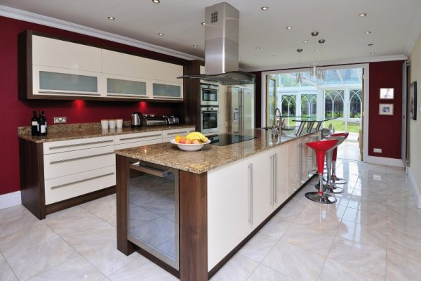 Handmade Kitchens by David Purcell 1
