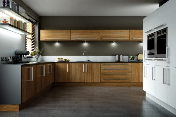 Handmade Kitchens by David Purcell 7