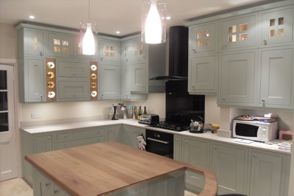 Handmade Kitchens by David Purcell 8